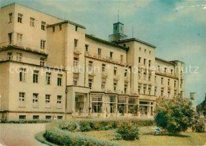 AK / Ansichtskarte Iwonicz_Zdroj Sanatorium Excelsior