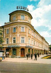 AK / Ansichtskarte Lublin Hotel Europa Lublin
