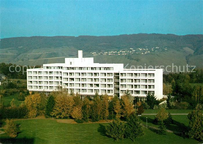 AK / Ansichtskarte Bernkastel Kues Reha Klinik Haus Kues Bernkastel Kues