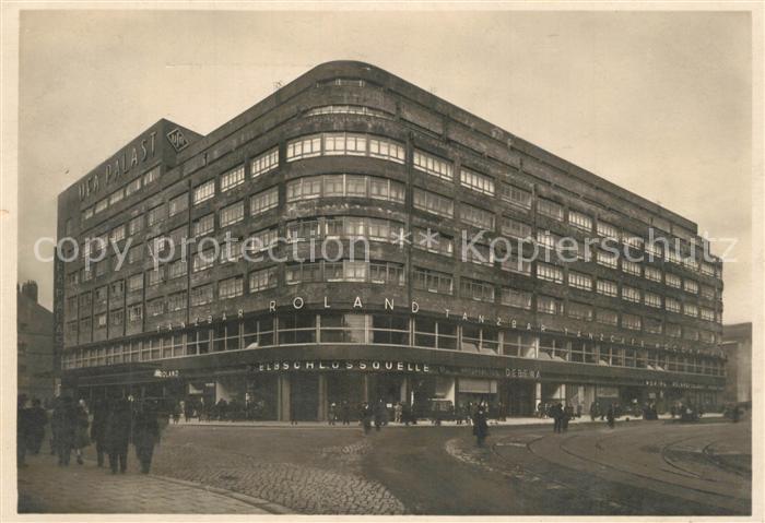 AK / Ansichtskarte Hamburg Deutschlandhaus Hamburg