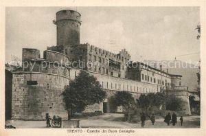 AK / Ansichtskarte Trento Castello dei Buon Consiglio Trento
