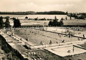 AK / Ansichtskarte Treuen Sommerbad Treuen