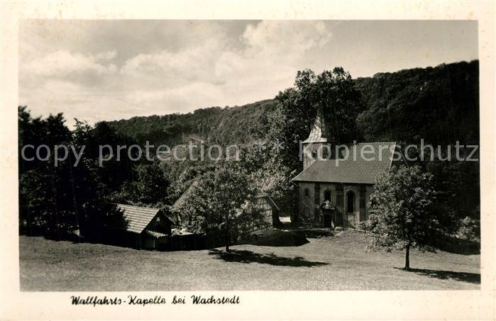 AK / Ansichtskarte Wachstedt Wallfahrtskapelle Wachstedt