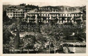AK / Ansichtskarte San_Remo Hotel Belle Vue San_Remo