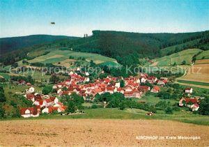 AK / Ansichtskarte Kirchhof Panorama Kirchhof