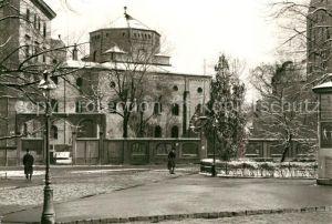 AK / Ansichtskarte Dresden Synagoge Vor Zerstoerung Kristallnacht 1938 Repro Dresden