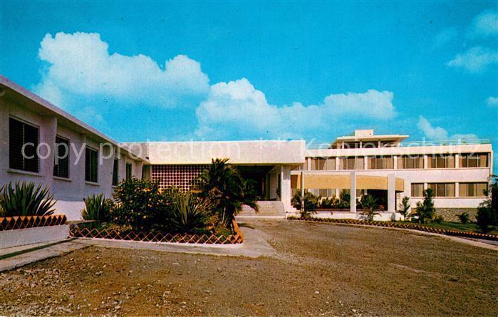 AK / Ansichtskarte Schoelcher Berkeley Hotel