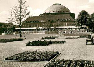AK / Ansichtskarte Hannover Stadthalle Hannover