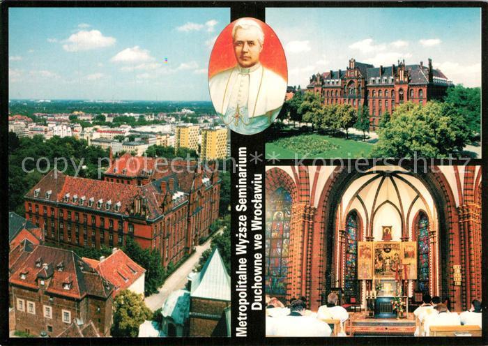 AK / Ansichtskarte Wroclaw Seminarium Duchowne Wroclaw