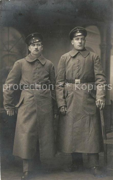 AK / Ansichtskarte Militaria_WK1 Mons Uniformen Militaria WK1