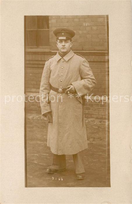 AK / Ansichtskarte Militaria_Deutschland_WK1 Infanterie Regiment Uniform