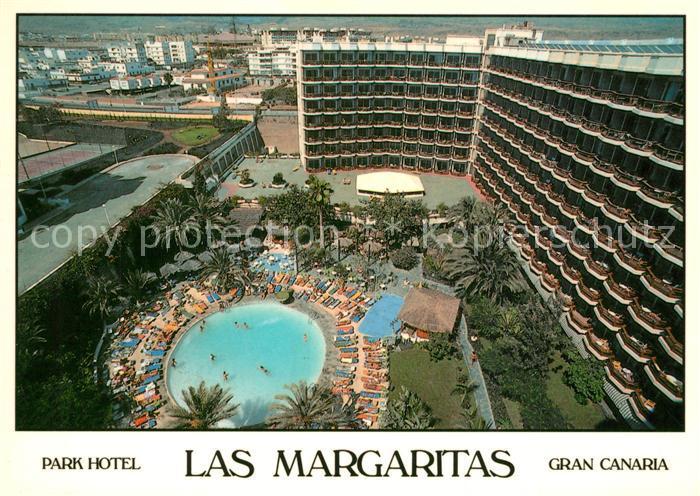 AK / Ansichtskarte Playa_del_Ingles Parkhotel Las Margaritas Playa_del_Ingles