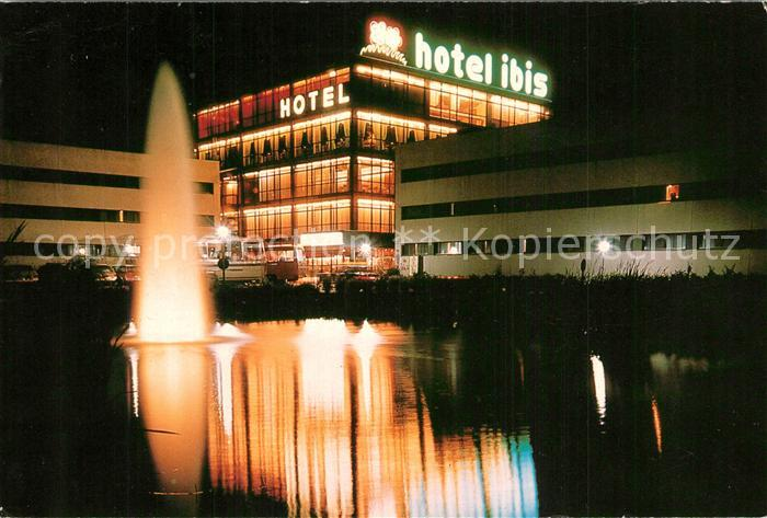 AK / Ansichtskarte Badhoevedorp Hotel Ibis Amsterdam Airport Badhoevedorp