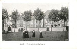 AK / Ansichtskarte Gand_Belgien Petit Beguinage La Prairie Gand Belgien