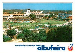 AK / Ansichtskarte Albufeira Camping Caravaning Albufeira
