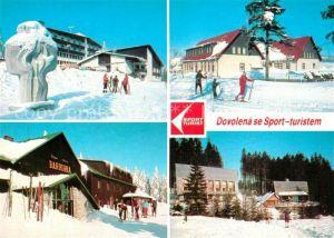 AK / Ansichtskarte Sumava_Boehmerwald Sporthotel Olympia Sumava Boehmerwald