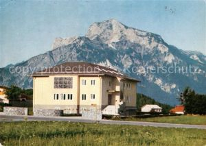 AK / Ansichtskarte Glasenbach_Elsbethen Marianisches Sekretariat Glasenbach_Elsbethen