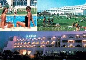 AK / Ansichtskarte Hammamet Hotel Le Sultan Swimming Pool Hammamet
