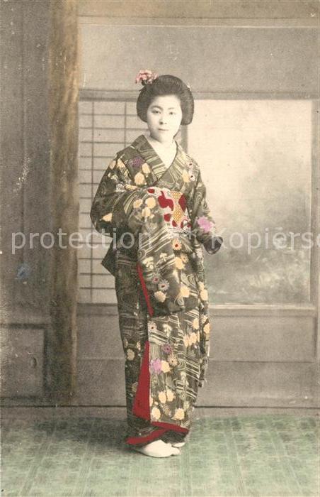 AK / Ansichtskarte Japan Geisha Japan