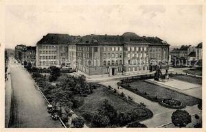 AK / Ansichtskarte Plzen_Pilsen Narodni banka Plzen Pilsen