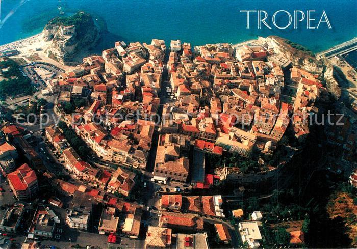 AK / Ansichtskarte Tropea Vista dall alto Tropea