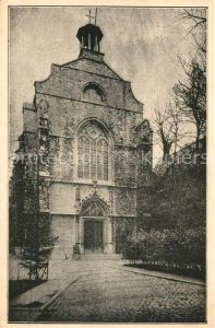 AK / Ansichtskarte Antwerpen_Anvers Portestantsche Kerk Kirche Antwerpen Anvers