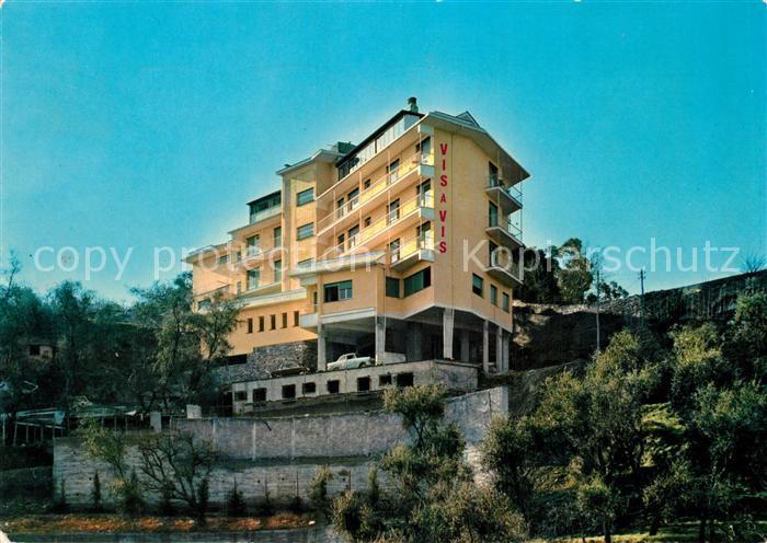 AK / Ansichtskarte Sestri_Levante Hotel Vis a Vis Sestri_Levante