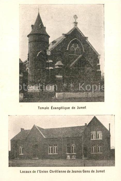AK / Ansichtskarte Jumet Kirche Jumet 0