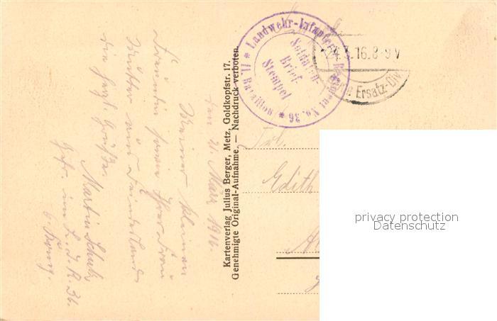 AK / Ansichtskarte Remennecourt Cote Loraine  Remennecourt 1