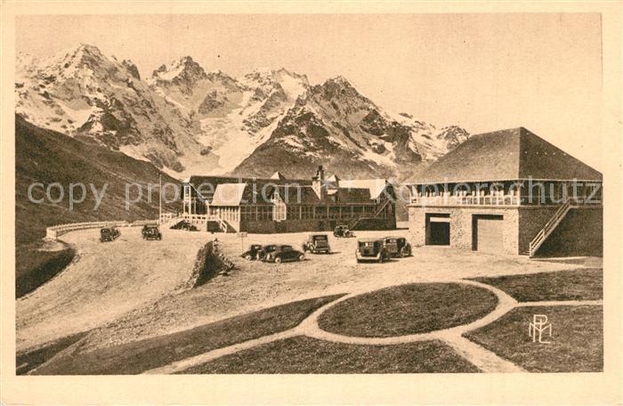 AK / Ansichtskarte Lautaret_Le Chalet Route des Alpes Lautaret_Le 0