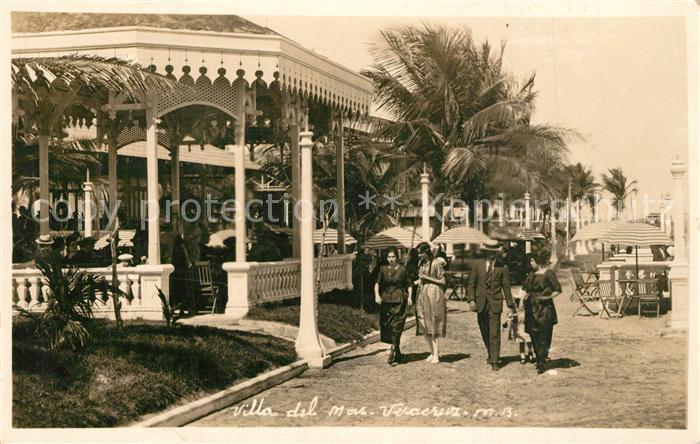 AK / Ansichtskarte Veracruz Villa del Molo Veracruz 0