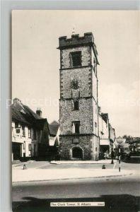 AK / Ansichtskarte St_Albans The Clock Tower St_Albans