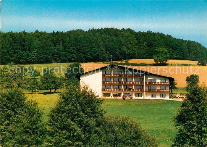 AK / Ansichtskarte Eberbach_Odenwald Landhaus Lortz Eberbach Odenwald 0