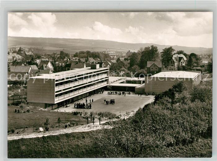 AK / Ansichtskarte Alzey Albert Schweitzer Schule Alzey