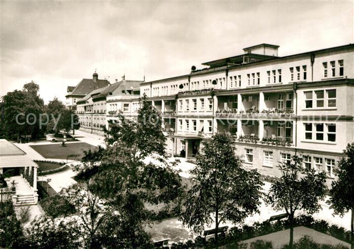 AK / Ansichtskarte Goeppingen Krankenhaus Goeppingen