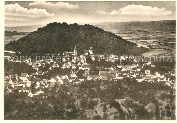 AK / Ansichtskarte Hohenstaufen Panorama Hohenstaufen