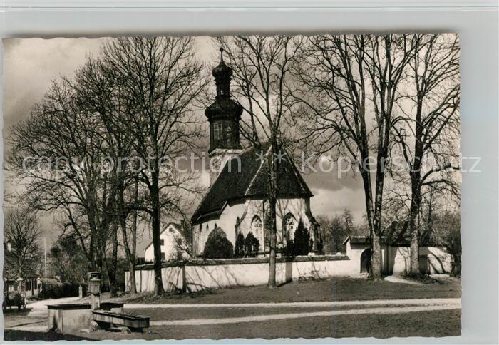 AK / Ansichtskarte Adelberg Kloster Ulrichskapelle Adelberg