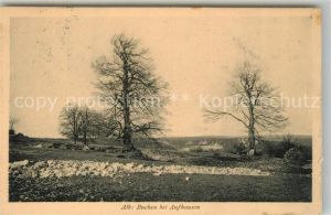AK / Ansichtskarte Aufhausen_Goeppingen Buchen auf der Alb Aufhausen Goeppingen