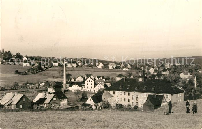 AK / Ansichtskarte Baerenstein_Annaberg Buchholz Panorama Baerenstein 0