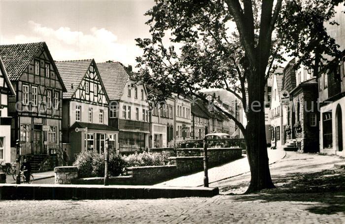 AK / Ansichtskarte Bad_Driburg Am alten Markt Bad_Driburg 0