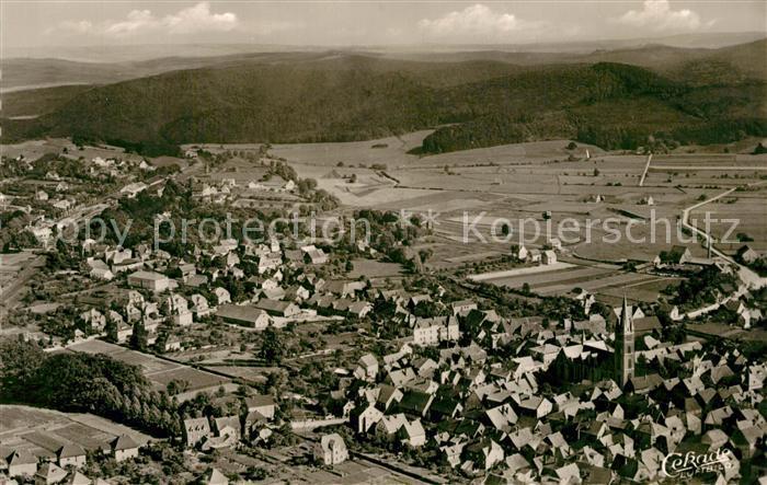 AK / Ansichtskarte Bad_Driburg Fliegeraufnahme Bad_Driburg 0