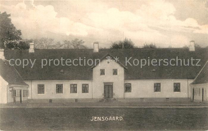 AK / Ansichtskarte Juetland Jensgaard Landgut Juetland