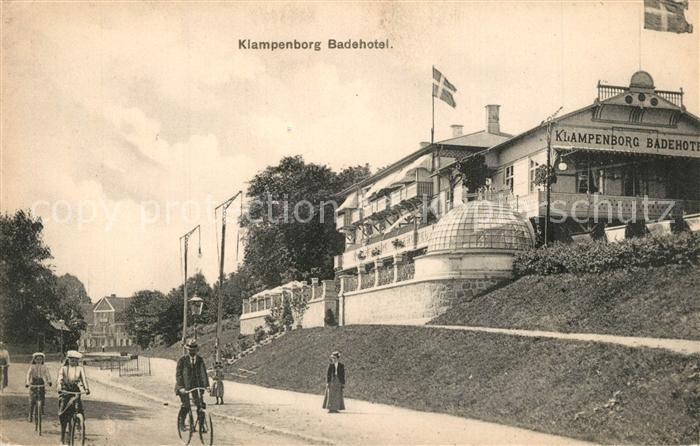 AK / Ansichtskarte Klampenborg Badehotel  Klampenborg 0