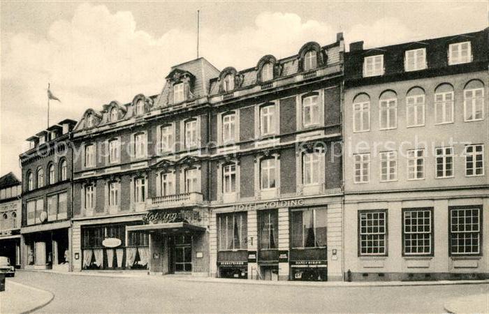 AK / Ansichtskarte Kolding Hotel Kolding 0