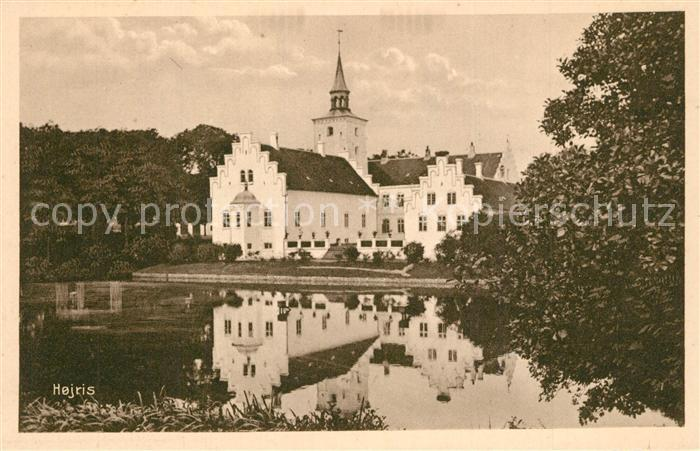 AK / Ansichtskarte Nykoebing Hoejris Schloss Nykoebing