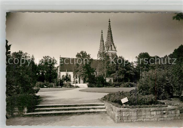 AK / Ansichtskarte Goeppingen Kirche Goeppingen 0