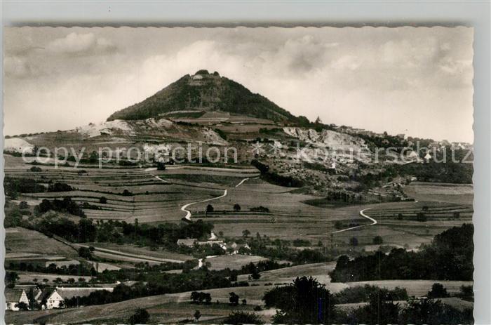 AK / Ansichtskarte Goeppingen Landschaftspanorama mit Blick zum Hohenstaufen Goeppingen