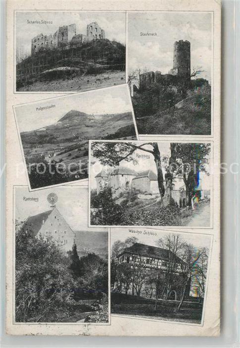AK / Ansichtskarte Goeppingen Burgen und Schloesser der Umgebung Goeppingen 0