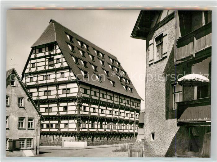 AK / Ansichtskarte Geislingen_Steige Alter Bauhof Heimatmuseum Geislingen_Steige