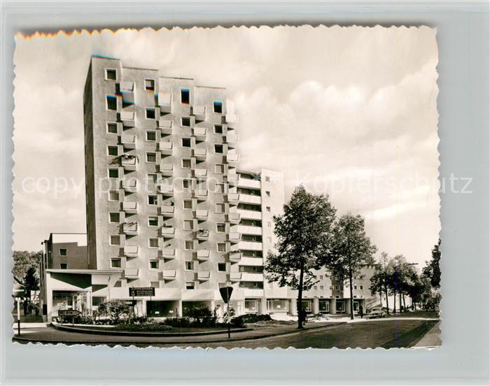AK / Ansichtskarte Geislingen_Steige Hochhaeuser Siedlung Geislingen_Steige 0